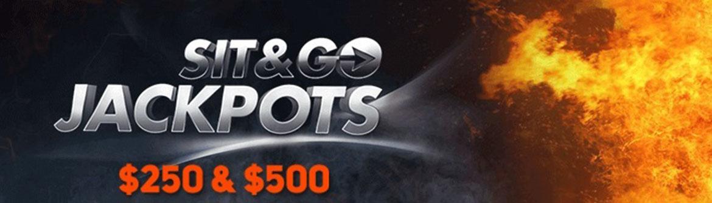 На PartyPoker доступны новые лимиты SnG Jackpot в 0 и 0